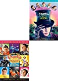 Charlie and the Chocolate Factory (Full Screen) / Bonus CD Soundtrack (2 Pack)