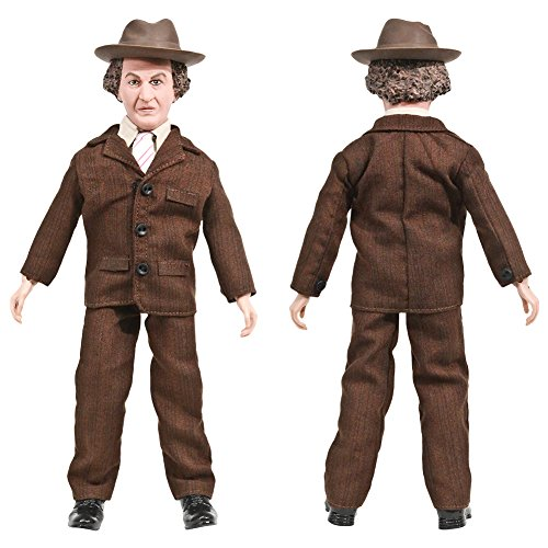 The Three Stooges 8 Inch Action Figures: Dizzy Doctors Larry [Loose in Factory Bag]