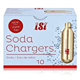 iSi CO2 Soda Siphon Charger, 10 Pack