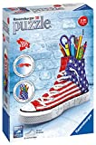 Ravensburger -Sneaker American Style 3D Puzzle