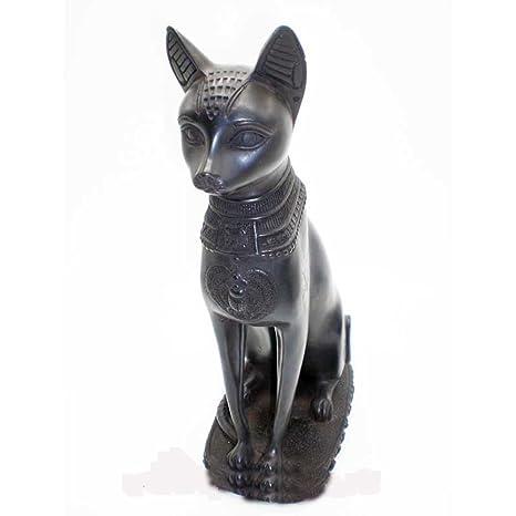 BASTET: en el antiguo Egipto, diosa gato del placer, hogar y la maternidad