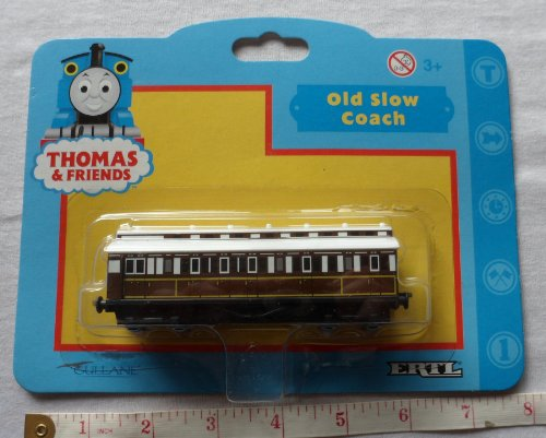 Old Slow Coach From Thomas the Tank Engine by (Old Slow Coach)