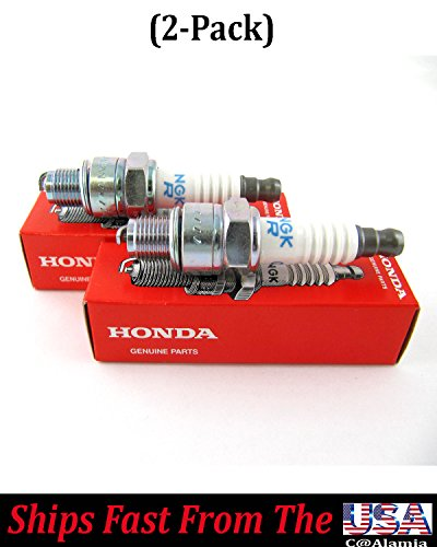 (2-Pack) Honda Genuine Spark Plug For EU1000, EU2000I, EU2000 Companion and EU2000 Camo.