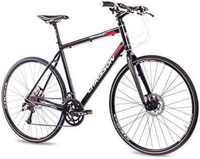 Rueda de 28 Cross Fitness Bike Bicicleta CHRISSON roadgun 2.0 con ...