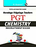 Navodaya Vidyalaya: PGT Recruitment Exam Guide (Chemestry)