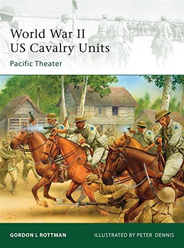- World War II US Cavalry Units: Pacific Theater (Elite)