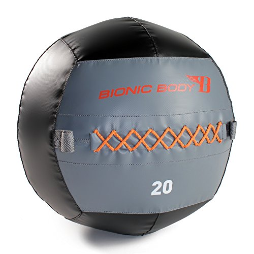 Bionic Body Medicine Ball - 20lb - Black