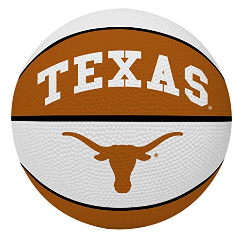 (Rawlings NCAA Texas Longhorns Alley OOP Dunk Basketball)