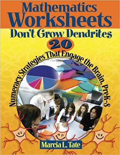 Amazon.com: Mathematics Worksheets Don't Grow Dendrites: 20 ...