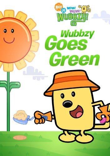 Wow! Wow! Wubbzy!: Wubbzy Goes Green -