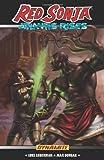 Red Sonja: Atlantis Rises TP, Luke Lieberman, 1606903942