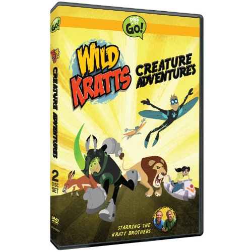 Wild Kratts: Creature Adventures by PBS Video