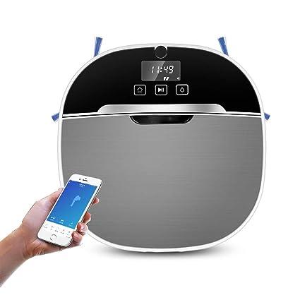 Ting Ting Robot Aspirador de Limpieza del hogar Robot, Auto-Carga, Diseño para