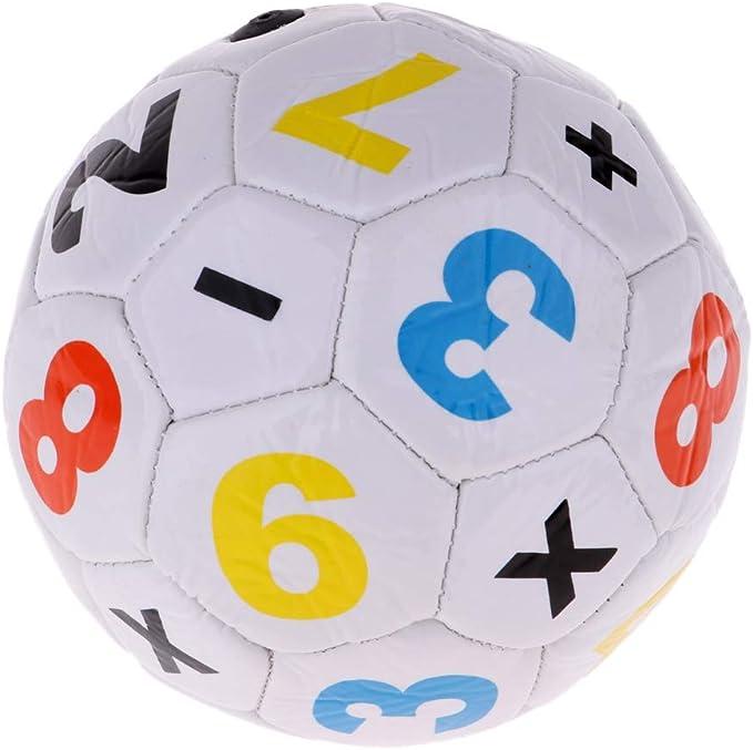 Baoblaze Mini Balón de Fútbol para Niños 3-6 años Unisex, Compacto ...