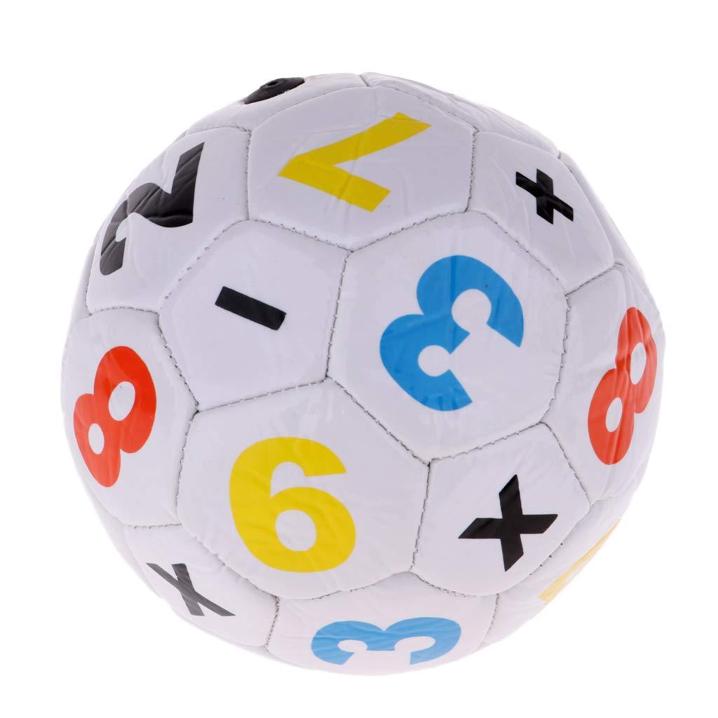 Baoblaze Mini Balón de Fútbol para Niños 3-6 años Unisex ...