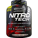 Nitro Tech, Perfect, Cookie& Cr, 4 lb ( Multi-Pack)