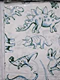 Authentic Kids 3-pc Twin Size Dinosaurs Sheet Set