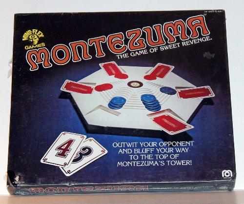MONTEZUMA the Game of Sweet Revenge (1978)