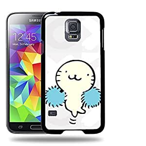 Case88 Designs Bad Badtz-Maru Collection Hana-Maru Protective Snap-on Hard Back Case Cover for Samsung Galaxy S5