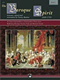 The Baroque Spirit, Bk 1, Daniel Glover, 0739000942