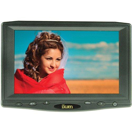 Image of Ikan VL7-E6 VL7 Canon E6+ Battery Plate (Black) Camera Batteries