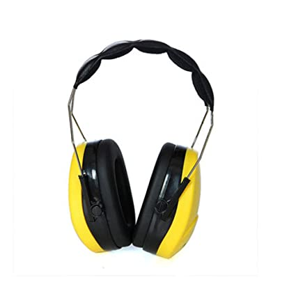 Set of 2 Sound Isolation Safety EARMUFFS 29 Decibel Hearing Protection Ear Plugs