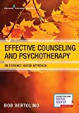 Effective Counseling and Psychotherapy: An Evidence-Based Approach