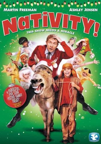 Image result for nativity! dvd