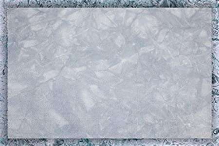 Blue Gray - 17 x 19 Hand-Dyed 11 Count Aida Cloth DMC//Charles Craft