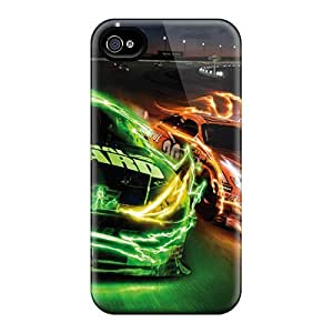 For Iphone 6 Premium Tpu Cases Covers Monster Cars Protective Cases