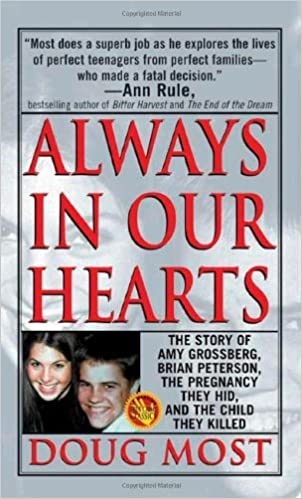 Book Always In Our Hearts: The Story Of Amy Grossberg, Brian Peterson, The Pregnancy They Hid And The Baby They Killed by Doug Most (2000-04-15)