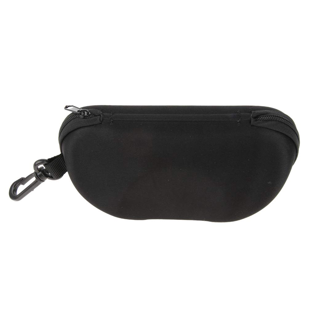 SM SunniMix Sunglasses Protector Box Zipper Pouch Case Organizer