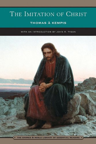 The Imitation of Christ (Barnes & Noble Library of Essential Reading) (4 Books)