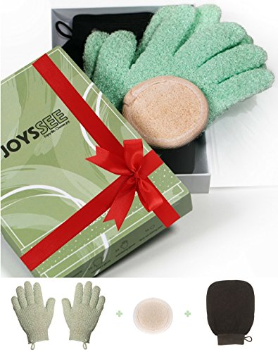 Exfoliating Gloves For Face - 1