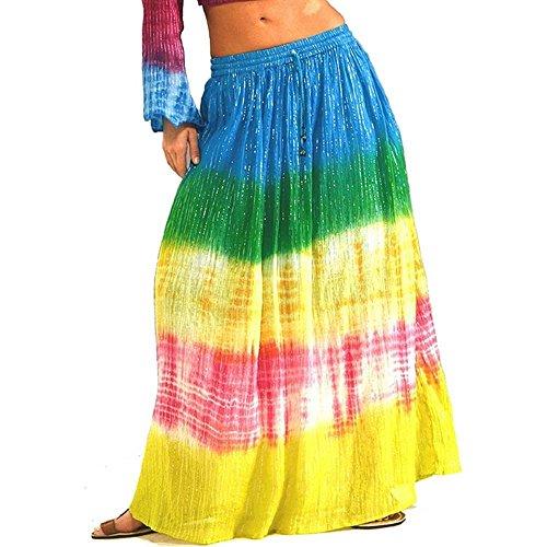 Forum Novelties Hippie Tye Skirt