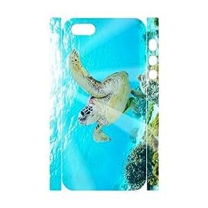 VNCASE Tortoise Phone Case For iPhone 5,5S [Pattern-1] hjbrhga1544