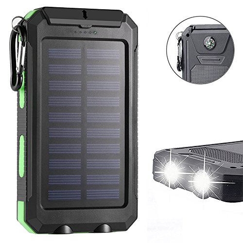 Solar Powered Portable Outlet - 5