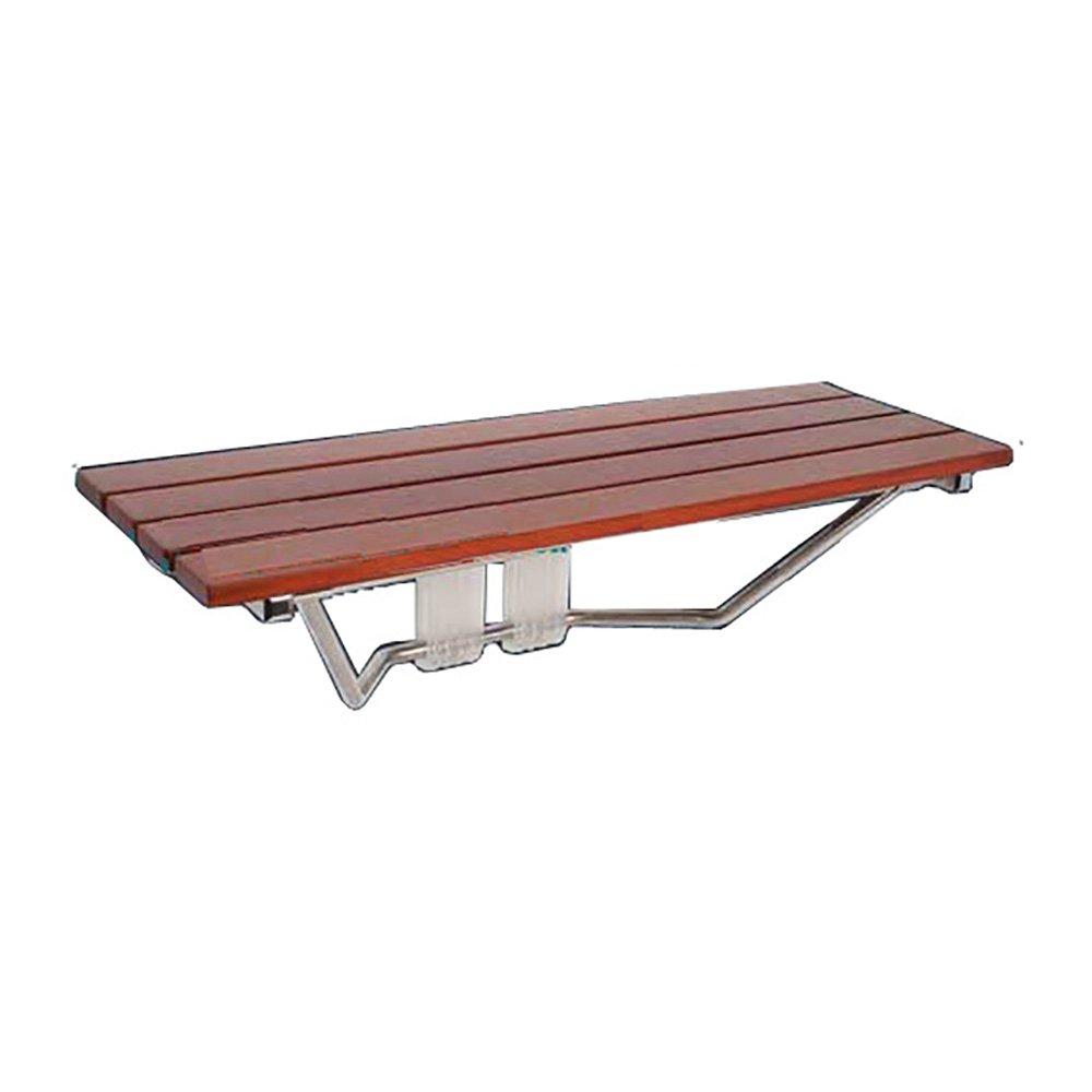XRXY クリエイティブソリッドウッドスツール/シャワーチェア/アイスルスツール/折りたたみ式チェンジシューズスツール(4サイズオプション) ( サイズ さいず : 38*46cm ) B0796NBJR5 38*46cm  38*46cm