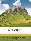 Memoires..., , 1275978711