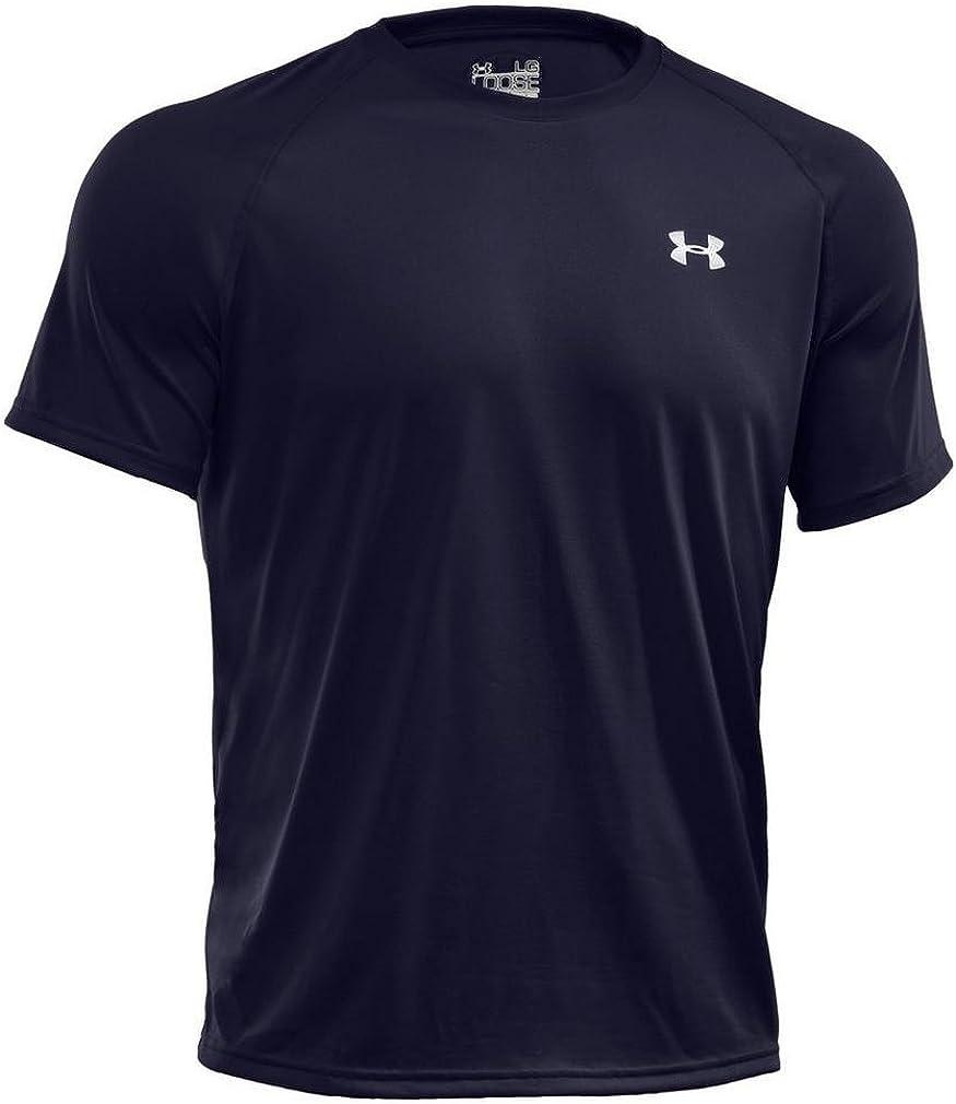 Under Armour Ua Tech Ss Tee, Camiseta De Fitness Hombre, ,