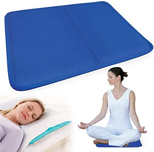 New Cold Ice Pillow Aid Pad Therapy Sleeping Insert Mat Relax Muscle Ice Pillow