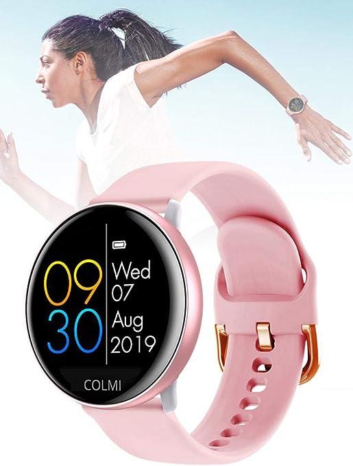 COLMI Sky 2 Smart Watch Pantalla táctil Rastreador de Ejercicios ...