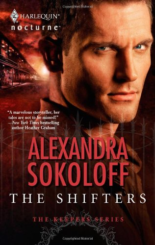 book cover of The Shifters