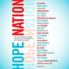 Hope Nation Audiobook by Rose Brock - Editor Narrated by full cast