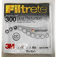 3M COMPANY 310-6 12 x 12 x 1 Grey Dust Reduction 3 Month Filtrete Filter (6 pack)