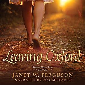 Leaving Oxford Audiobook