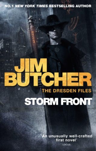 Storm Front Ebook