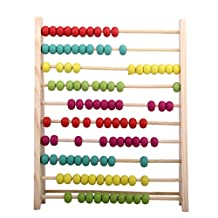 Wooden Abacus Educational Toy For Kids