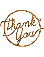 Cosco 2019036 Thank You Delicate Touch Seals, Copper