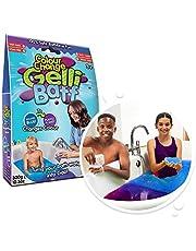 Gelli Baff 5035 Colour Change Ballastic Blue to Planet Purple, 300 g
